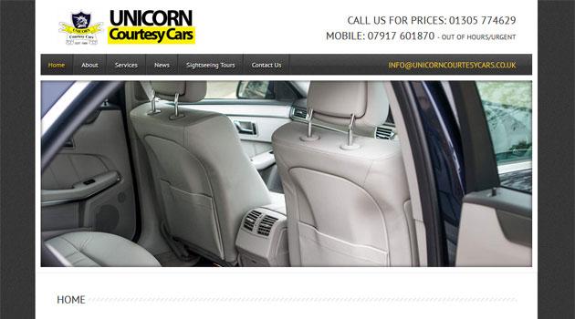 Unicorn Courtesy Cars