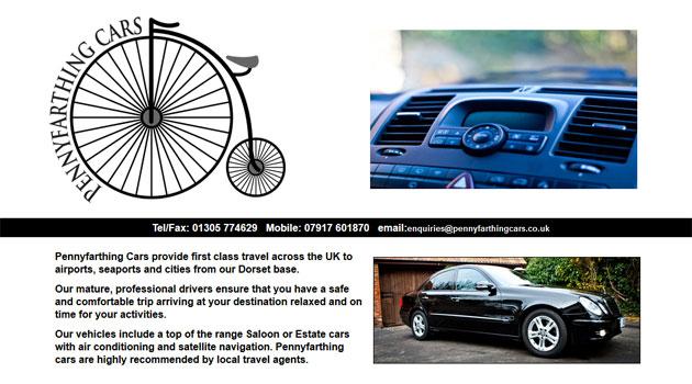 Pennyfarthing Cars