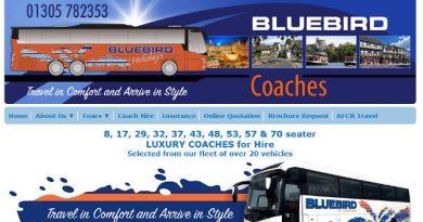 Bluebird Coaches